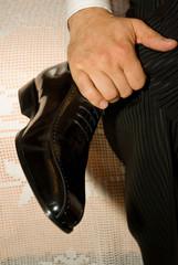 scarpa da sposo
