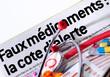 alerte aux faux médicaments,mondialisation