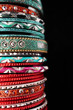 Colorful Indian Bracelets