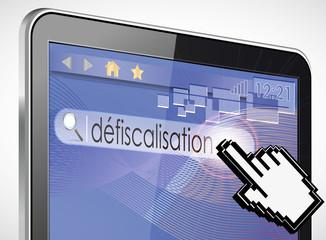 tablette tactile 3d recherche : défiscalisation