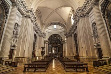 Duomo of Foligno, interior