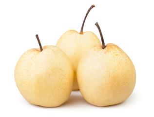 pears nashi three