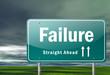 "Highway Signpost ""Failure"""