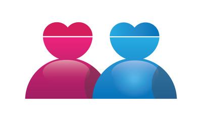 Concept amour web