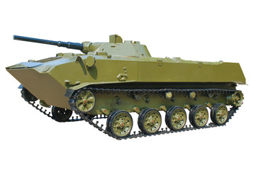Military tracked vehicle