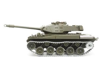 U.S. Bulldog tank model