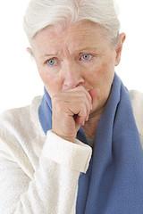 Femme - Mauvaise toux