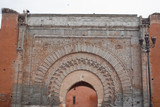 Bad Agnaou door in Marrakesh (Morocco)