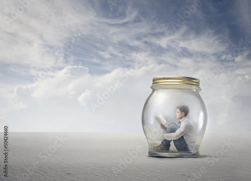 boy in the jar