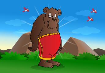 strong big bear