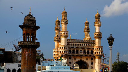 Hyderabad historic architecture