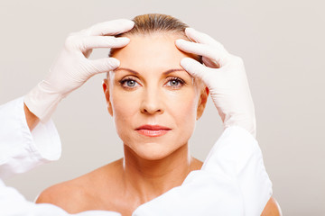 skin check before cosmetic surgery