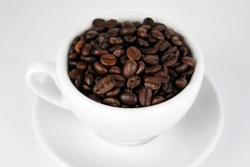 eine Tasse Kaffe