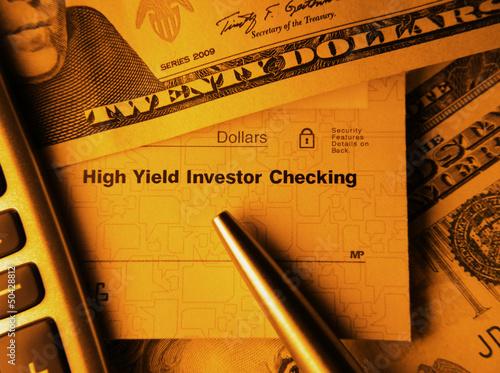 High Yield Investor Checking