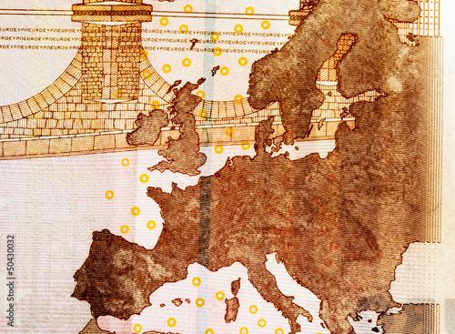 Europe on ten euros