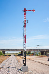 Railway signals