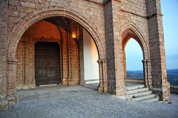 Iglesia Prioral del castillo, Aracena