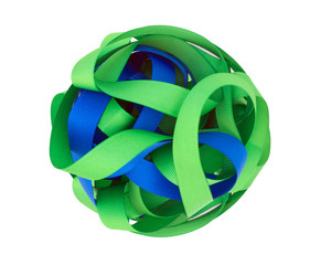Ribbonball