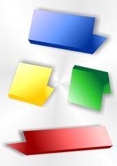 Web color billboard