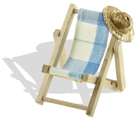 concept vacances détente au soleil