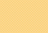 Fototapety Vector seamless pattern of texture for waffles