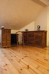 Cloudy home - vintage furniture