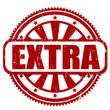 EXTRA, vektor stempel
