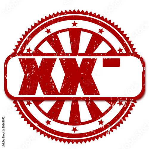 XXL Stempel, vektor
