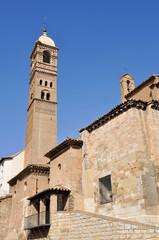 Iglesia de Santa María Magdalena, Tarazona (España)