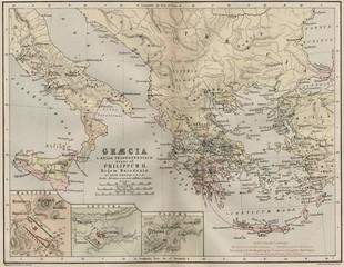 Greece vntage