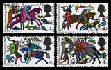 Britain Battle of Hastings Postage Stamps