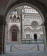 Bergamo - Colleoni chapel by cathedral Santa Maria Maggiore