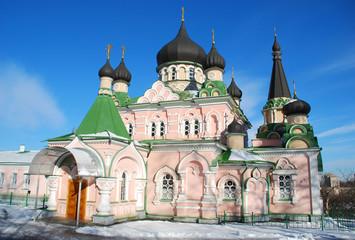 Киев. Покровский женский монастырь. Собор Покрова  Богородицы