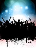Fototapety Grunge Party background
