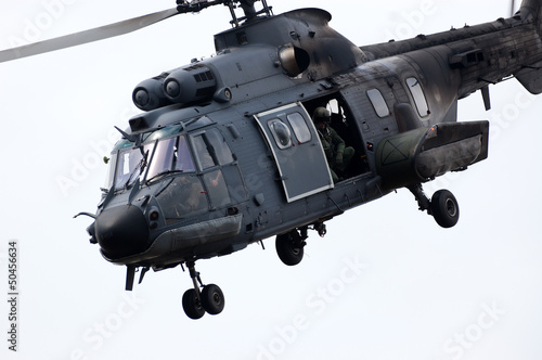 Military helicopter - 50456634