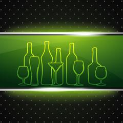 bar list design