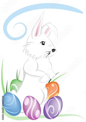 coniglietto decorazione