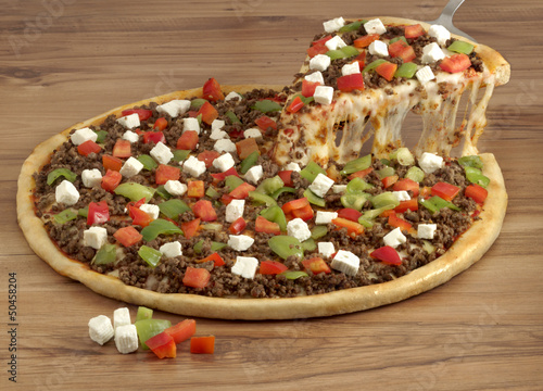 etli pizza