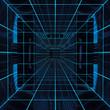 Korridor - 3D Render
