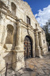Fort Alamo in San Antonio Texas