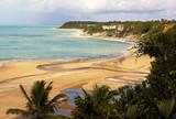 Fotoroleta Praia do Espelho - Trancoso - Brazilian Tropical Beach