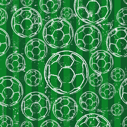 seamless soccer background pattern,scalable vector