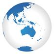 Globus Australien