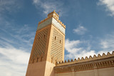 The Kasbah Mosque in Marrakech (Motocco)