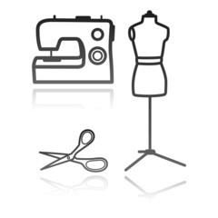 tailor's equipment