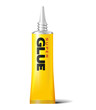Yellow Tube Of Super Glue