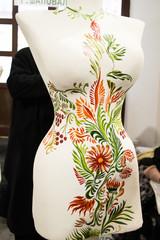 painted mannequin
