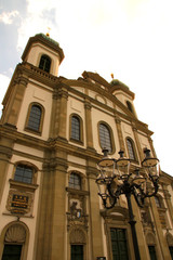 Jesuiten Kirche in Luzern