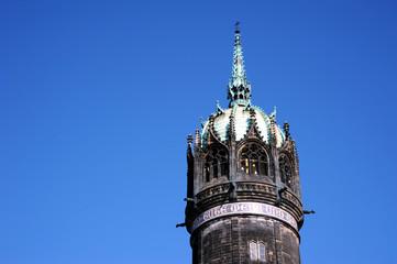 Wittenberg Schlosskirche Detail