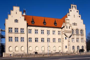 Historisches Gebäude in Wittenberg